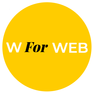 W For Web